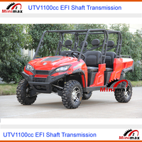 UTV 1100cc 4 Seats EFI EPS 2WD or 4WD 4x4 EPA DOT EEC COC approved