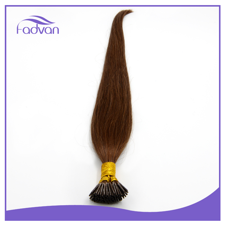 best selling no chemical processed keratin hair extension