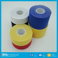 Low price and High quality Elastic Kinesios Tape for sports
