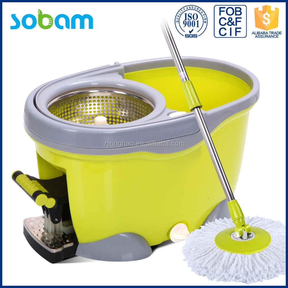 Top Sale TV Items Household Floor Dust Cleaning Crystal Magic Mop