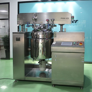 Promixer vacuum emulsifying mixer body cream cosmetic mixing machine