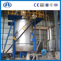 gas fired aluminum melting furnace plant directly competitive factory price with ISO Approved hot in Pakistan and south America