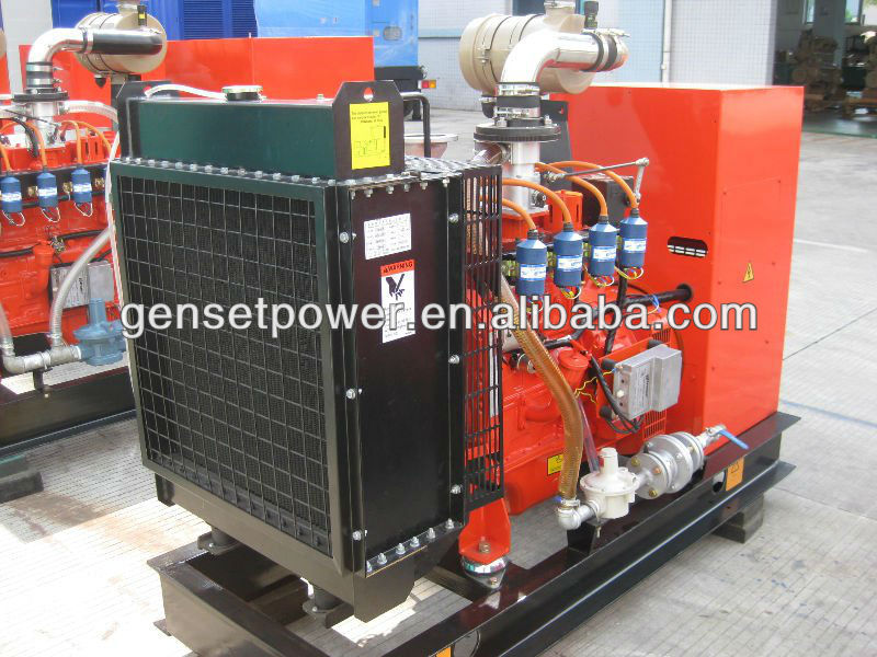 20kw to 600kw Water Cooled Deutz Biogas Engine Generator