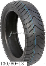 Tubeless Motorcycle tyre 130/60-13