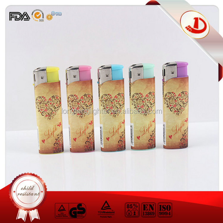 Wholesale alibaba refillable disposable lighter
