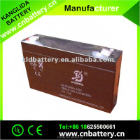 Super Quality Rechargeable Lead Acid 6 mf Battery 6v