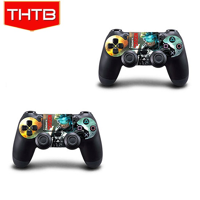 Hot decal vinyl skin sticker for ps4 playstation 4 console controller