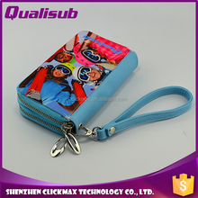 Qualisub 2015 New Arrivals Brand Sublimation Rfid Passport Wallet