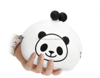 Alibaba China supplier new product silicone animal coin purse