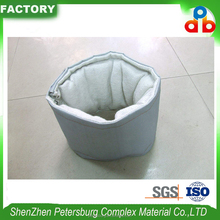 Removable Insulation Blanket/Cover/Jackets for valve insulation cover