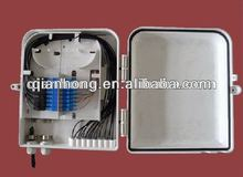 Indoor optical fiber terminal box