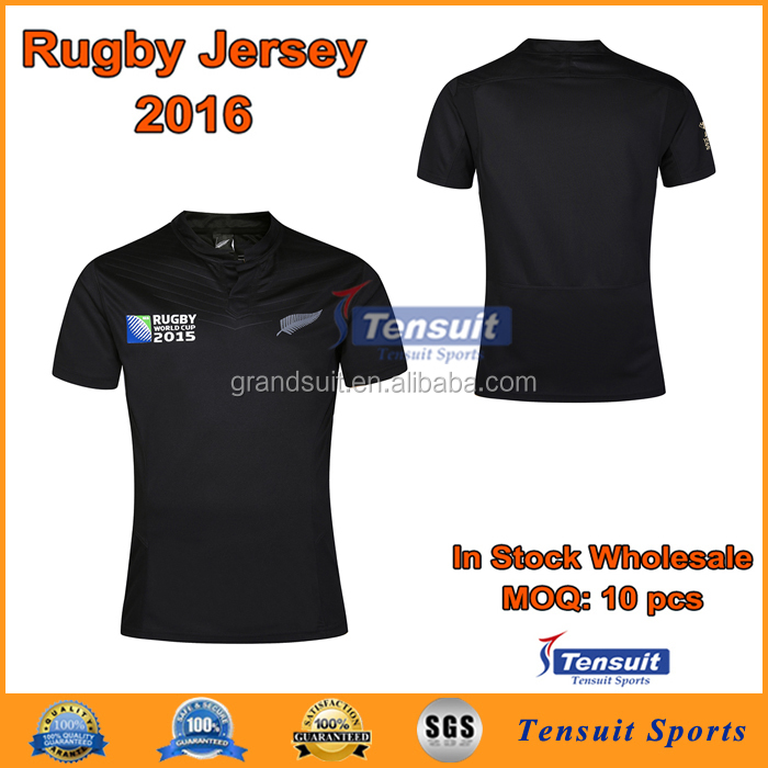 Low MOQ high quality jersey multi styles best original rugby popular league wholesale with cheap price