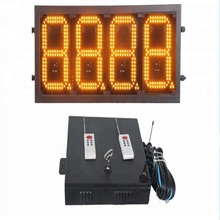 Multifunctional LED Display screen indoor and large LED counter and digital timer display