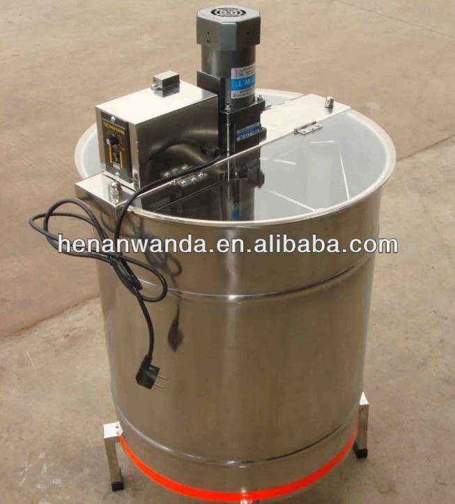 electric honey bee extractor with new type