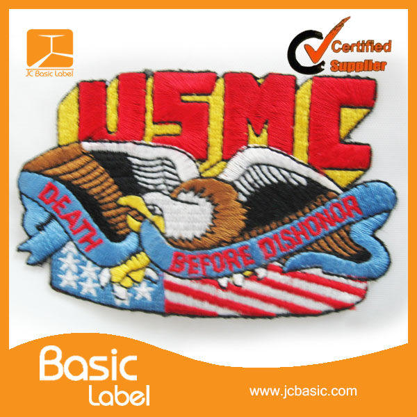 flag patch / embroidered patch