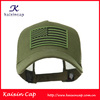 Custom Wholesale Cheap Mesh Trucker Cap With Fashion Flame Embroidered Patch Logo