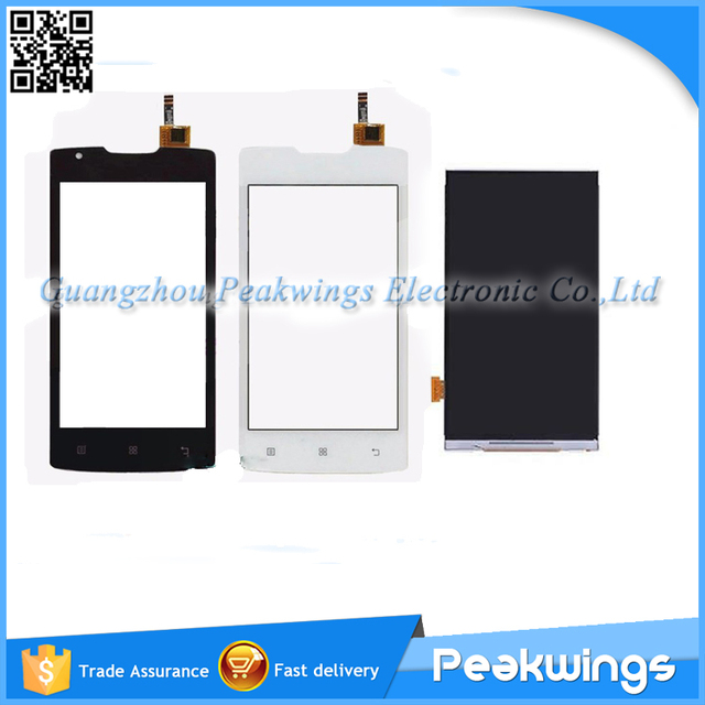 For Lenovo A1000 LCD Display Screen With Touch