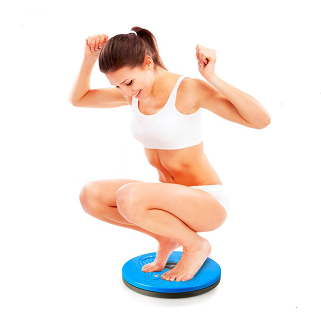 Fitness Figur Trimmer Magnet Taille Verdrehscheibe