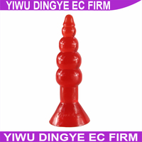 Large size Anal Plug Soft Silicone Big Anal Sex Toys Sex products For Men