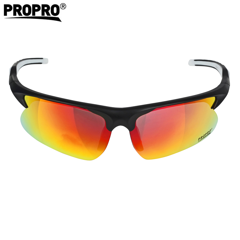 Buy 1 get 5 PROPRO Sports Cycling Cycle Biking Sun Glasses Goggles with Case