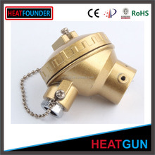 CUSTOMIZED AND HIGH QUALITY DIE CASTING ALUMINA ELECTRICAL WEATHER HEAD TEMPEARTURE SENSOR SERIES