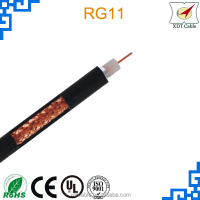 Semi Finished Coaxial Cable RG58 RG59 RG6 RG11 RG213 Specifications