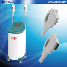Permanently hair removal !! 3000W SHR handheld ipl machine