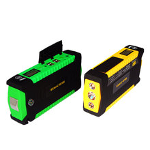 2018 New Arrival 69800mah portable car battery jump starter booster pack auto xs 600 peak amp with air pump