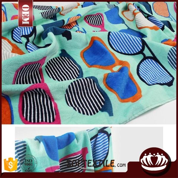 China wholesale boots beach towel