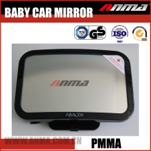 Safety Easy View 29X19 CM Acrylic Wide View seat baby car mirror