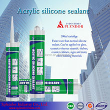 china supply cheap Silicone Sealant/high quality household silicone sealant/ spray silicone sealant