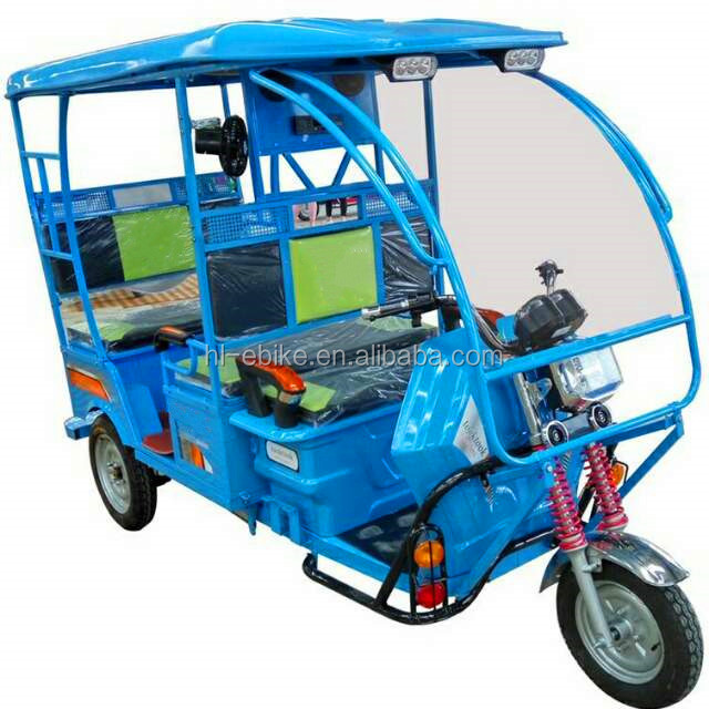 ICAT battery powered auto rickshaw/bajaj/tuk tuk 21000012