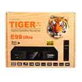 Tiger E99 Ultra dvb s2 full hd 1080p free to air digital satellite receiver