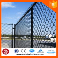 100% Direct Factory Supply PVC Coated and Galvanized In Store Chain Link