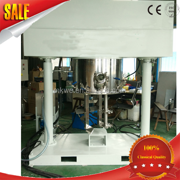 planetary double screw conical mixer