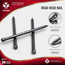 galvanized bullet nail/ brad head finishing nail stainless steel headless nail all kinds staples