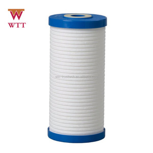 100 micron water filter cartridge pp pleated Water Filter