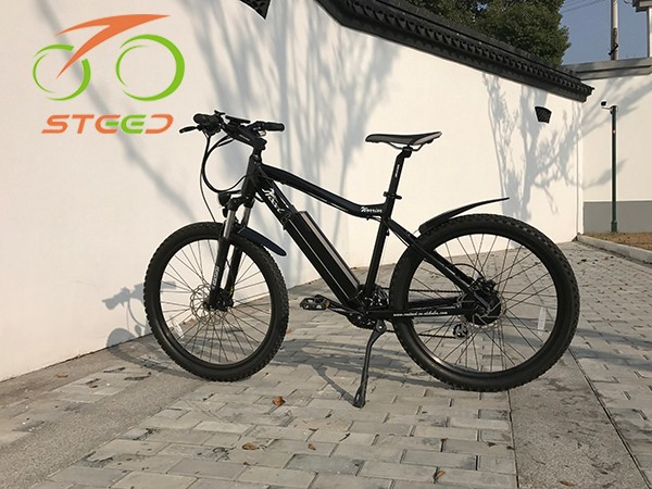 Factory directly wholesale e mountain bike electric bicycle with 250W motor cycle