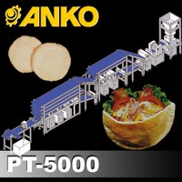Anko Automatic Mixing Making Commercial Pita Bread Production Line