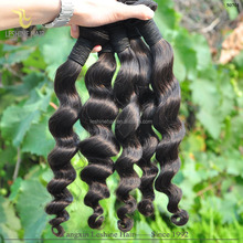Top Quality Natural Color No Shedding No Tangle 100% Peruvian Hair Weave Brands