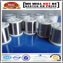 304 stainless steel microfilament 316 Stainless Steel Ultra Fine Wire