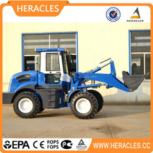 2016 new prodcut articulated mini loader