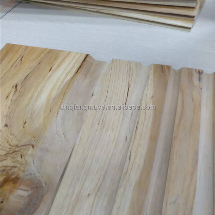 Wood wall covering panel decor planks with OEM service
