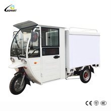 China cargo electric tricycle and truck/van cargo electric tricycle/bicycle for sale