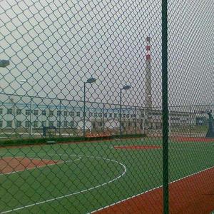 Best Price Wholesale Pvc Coated Galvanized Used Chain Link Fence for Sale