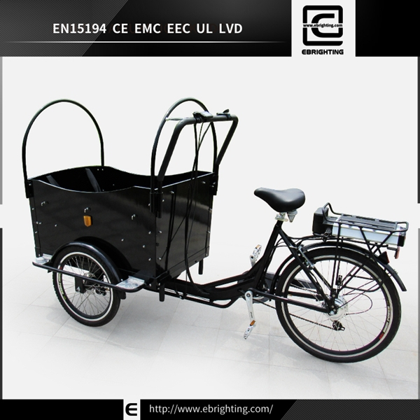 2014 hot sales family pedal assist BRI-C01 chinese reverse trike