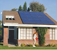 off grid 10kw 10000w supply 28kw-42kw a day residential solar power systems for home solar electric solar power plant