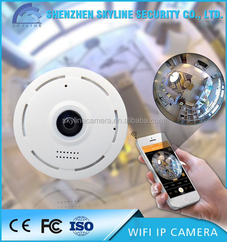 1.3MP Network mini Smart Home HD security alarm system wifi IP camera p2p wifi ip camera