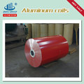 Color Coated Aluminium Coil with customization