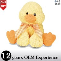 CHStoy stuffed yellow duck toy